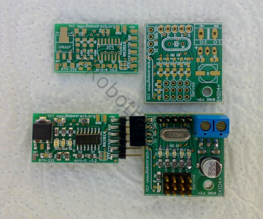 S4IO4 v2.2 am BTM-222